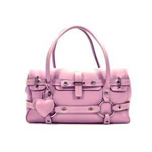 LUELLA GISELLE LILAC LEATHER BUCKLE